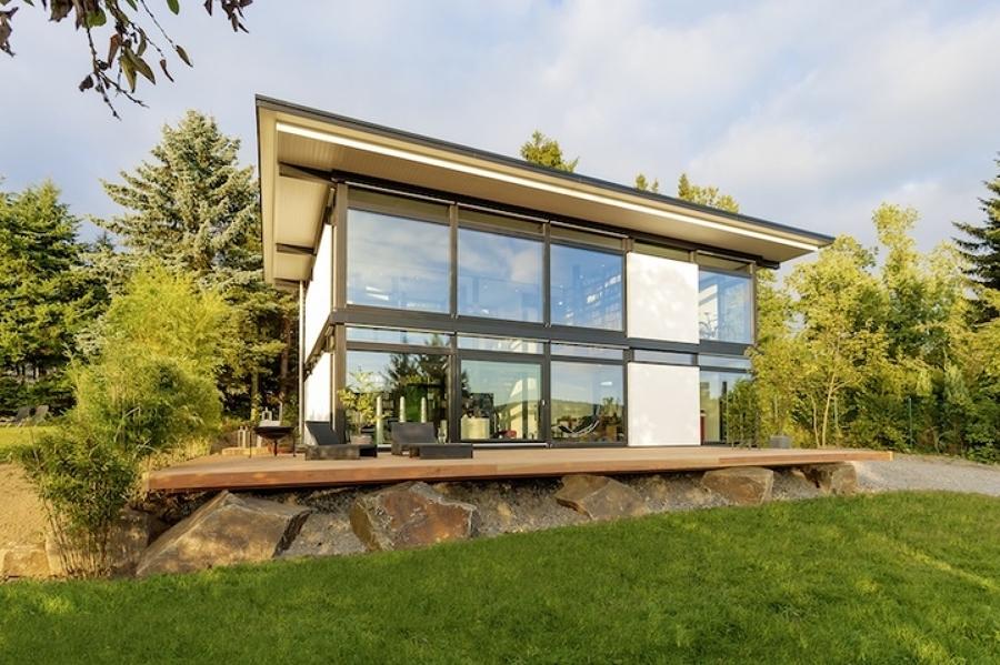 Costi per costruire una casa prefabbricata in cemento armato habitissimo - Costruire una casa prefabbricata ...