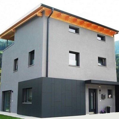 Costruire una casa prefabbricata guida a costi e - Casa in muratura portante ...
