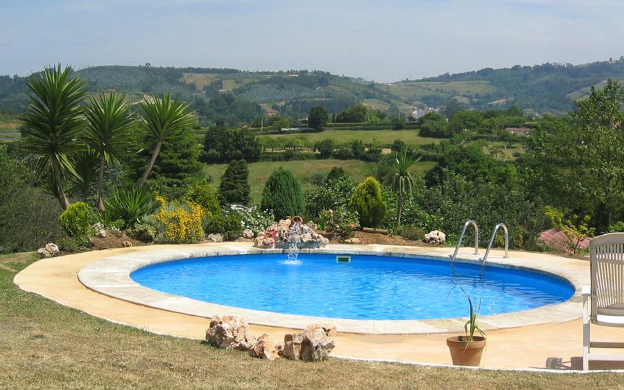 Come costruire una piscina in acciaio costi e consigli habitissimo - Costruire piscina costi ...