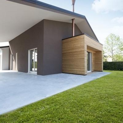 Casa futuristica