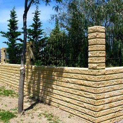 La costruzione di un muro di cinta materiali e costi for Elenco per la costruzione di una casa