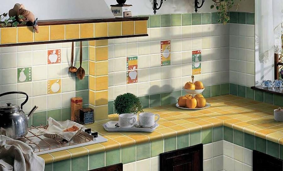 Costi e idee per costruire un piano di lavoro habitissimo - Piano cucina in muratura ...