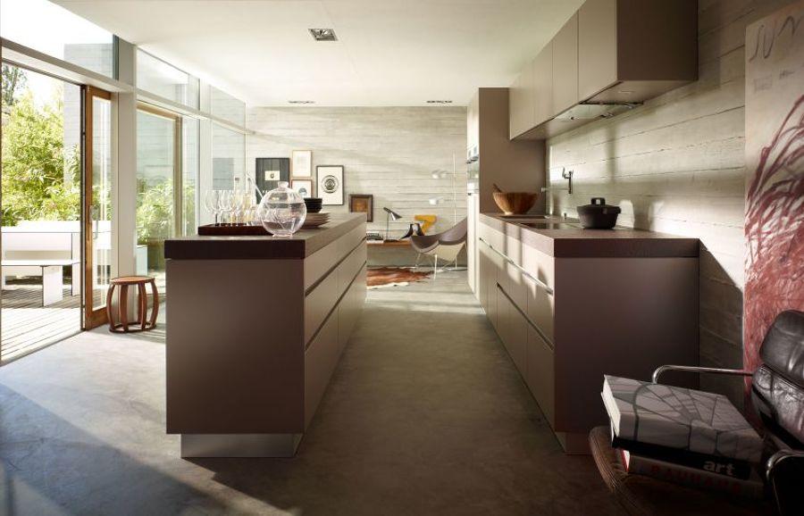 Come Progettare Una Cucina In 3d. Perfect Cucina Lineare Doppia With ...