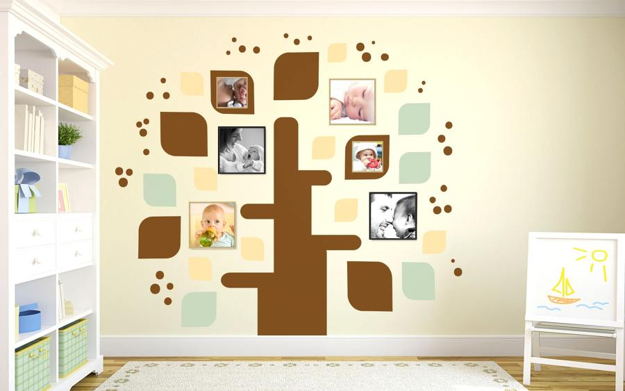 Articoli per la decorazione prezzi idee e consigli - Decorazioni per pareti camerette ...