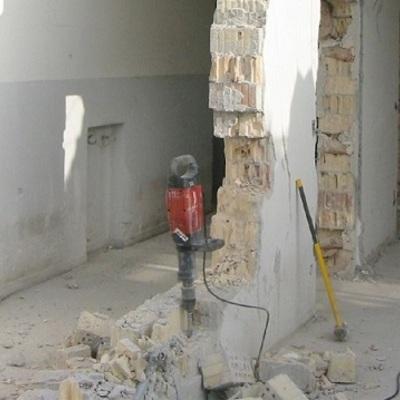 Abbattimento pareti