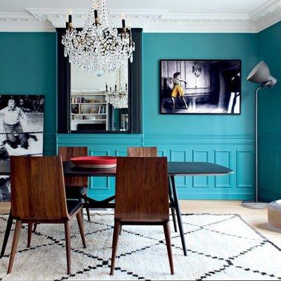 Preventivo dipingere sala da pranzo online habitissimo - Colori pareti sala da pranzo ...