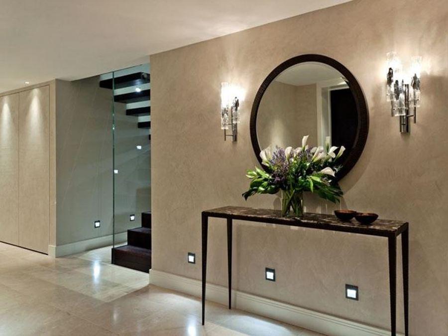 Top parete spatolata with idee x dipingere casa - Decorare la cameretta del neonato ...