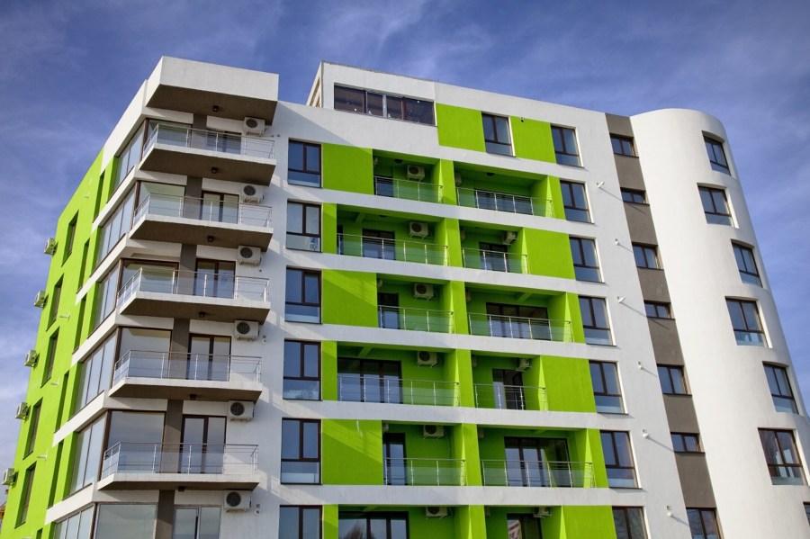 preventivo dipingere esterno edificio condominio online - habitissimo - Dipingere Esterno Casa