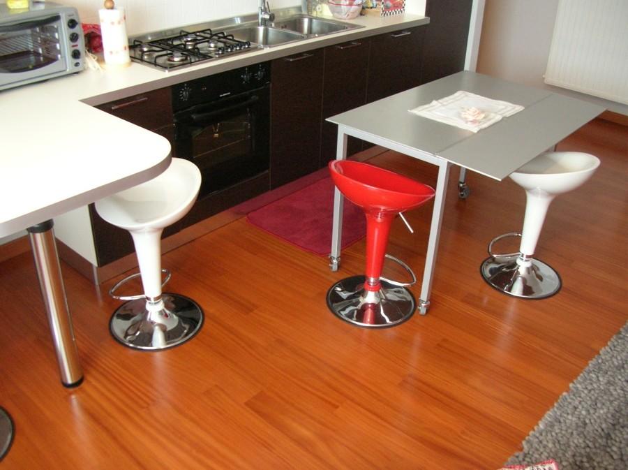 Preventivo posare parquet cucina online habitissimo - Parquet in cucina ...