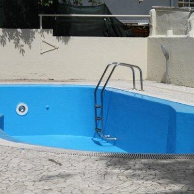 Drenaggio piscina eliminazione muffa