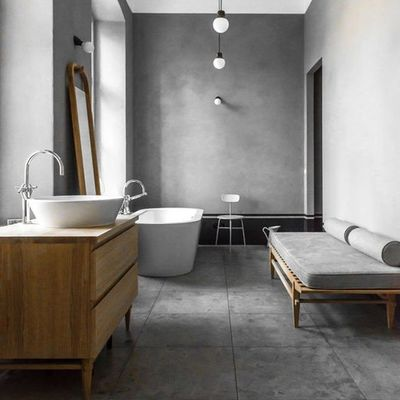 Bagno moderno minimalista