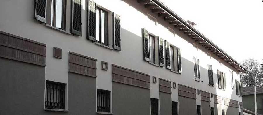 Costruire un edificio residenziale