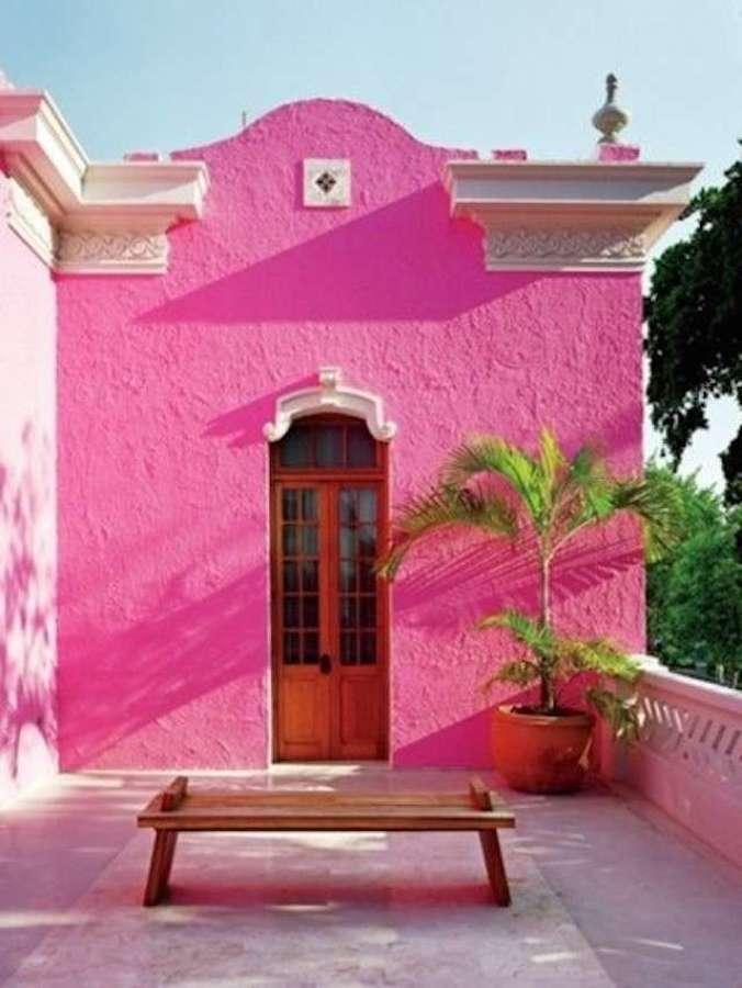 Dipingere esterno casa unifamiliare consigli e costi for Colore esterno casa