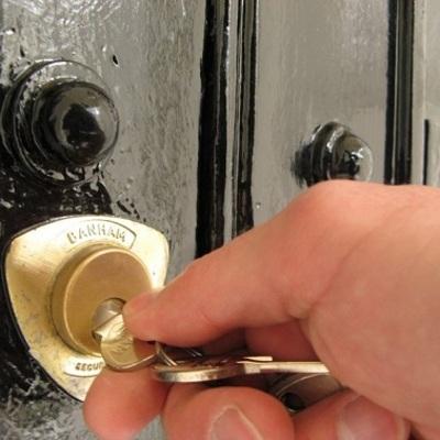 Cambiare serratura