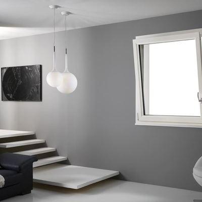 Preventivi e consigli per i serramenti in alluminio for Finestra a ribalta