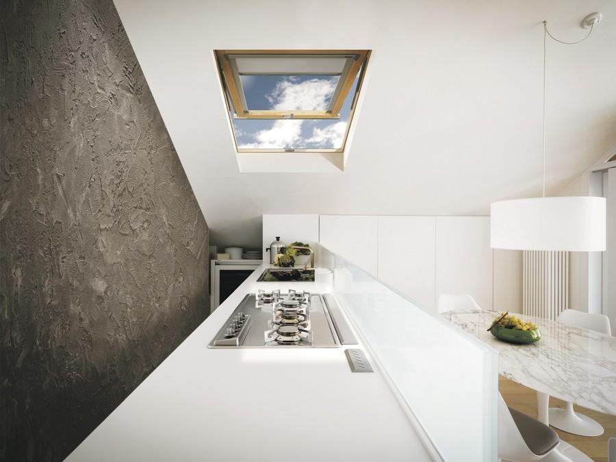 Guida e costi per installare finestre in tetti o lucernari for Finestre tipo velux prezzi