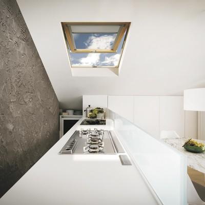 Guida e costi per installare finestre in tetti o lucernari habitissimo - Finestre a tetto ...