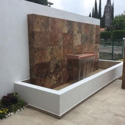 Fontane A Muro Moderne.Fontane Da Muro Moderne