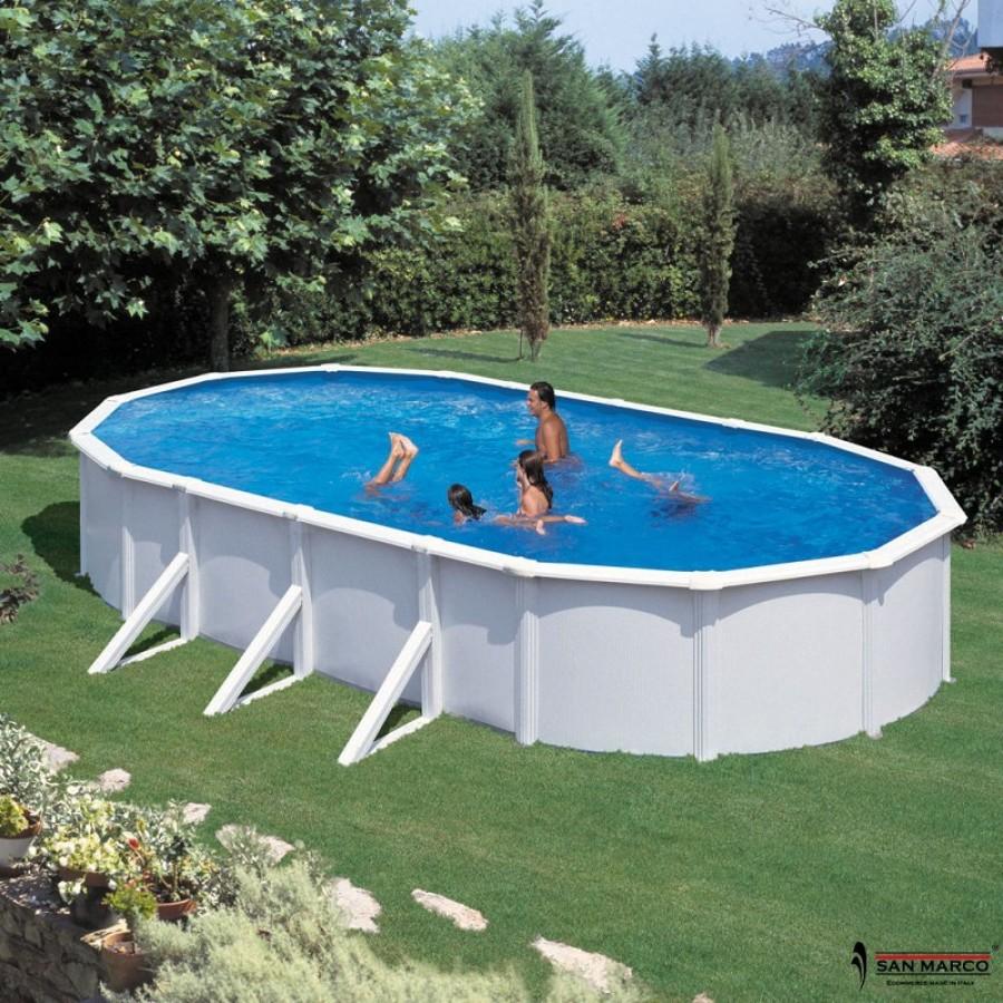 Costruzione piscina pvc prezzi idee e foto habitissimo - Piscine san marco ...