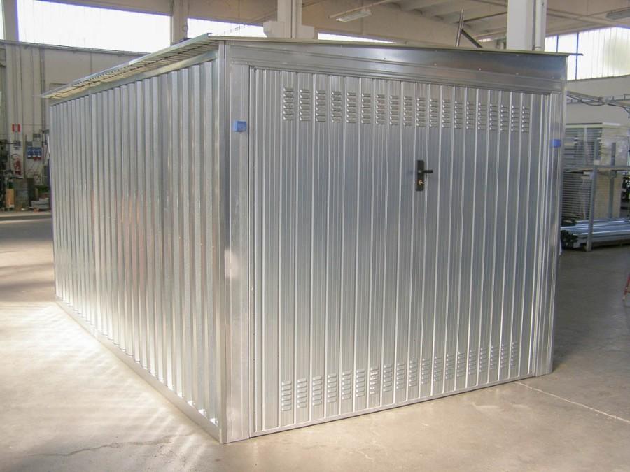 Preventivo costruire garage online habitissimo for Box garage lamiera