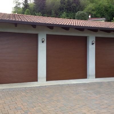 Garage in muratura