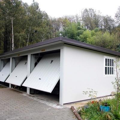 Garage prefabbricato