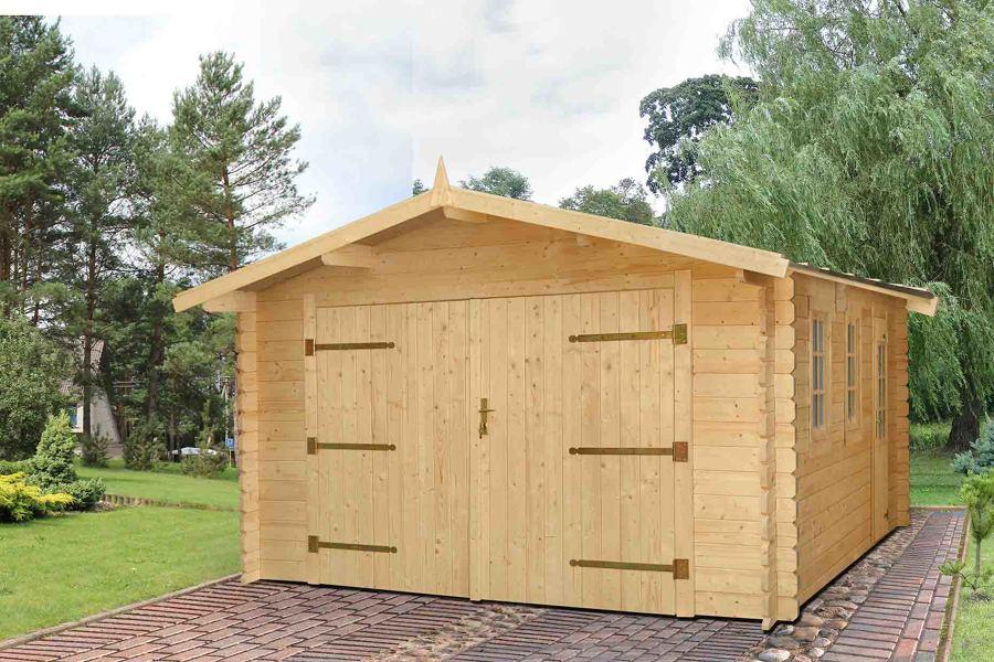 Costruire un garage prefabbricato i materiali e i costi for Costruire un appartamento garage