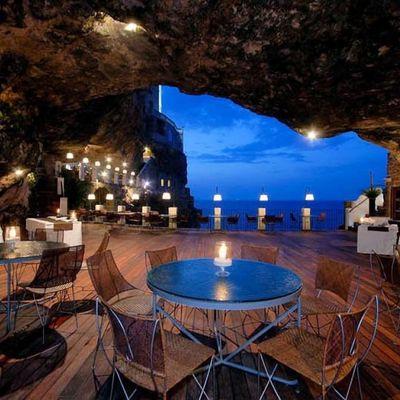 Grotta Palazzese Hotel Polignano a mare -  Bari