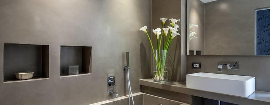 Idee e preventivi online per stuccare il bagno habitissimo - Colorare fughe piastrelle ...