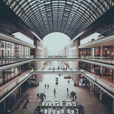 I centri commerciali