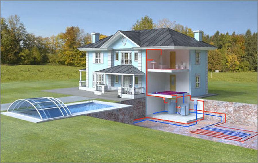 Preventivo impianto di riscaldamento online habitissimo - Riscaldare casa gratis ...