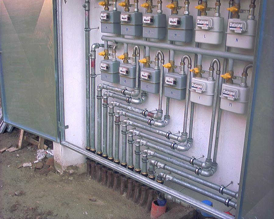 Dichiarazione di conformit installazione gas preventivi - Bombole metano per casa ...