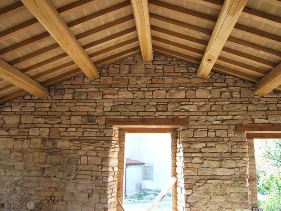 Insonorizzare tetto in legno
