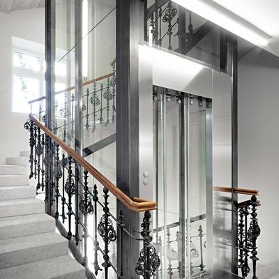 Installare ascensore in edificio norme consigli e costi - Ascensore in casa ...