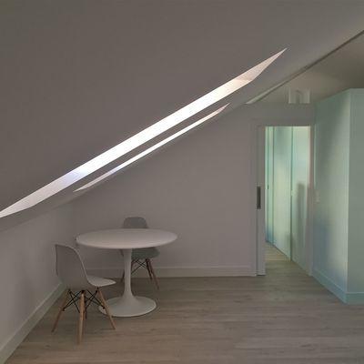 Installare finestre da tetto o lucernari a compasso