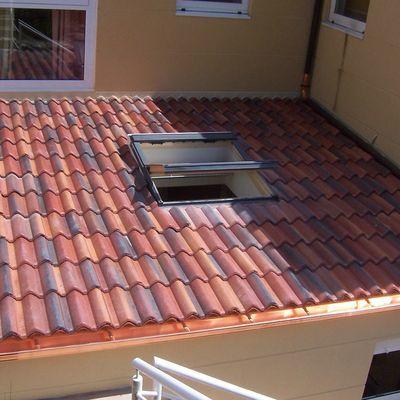 Installare finestre da tetto o lucernari a libro