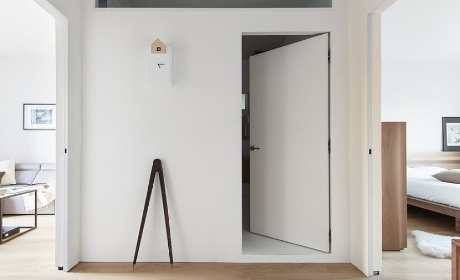 Prezzi e consigli per installare porte a filo muro - Habitissimo