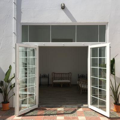 Installare porta finestra in pvc