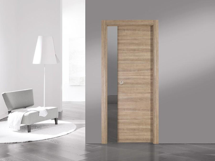 Installazione porta scorrevole for Porta scorrevole esterna fai da te