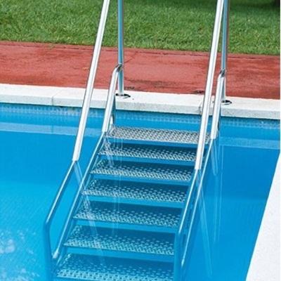 Scaletta per piscina per disabili
