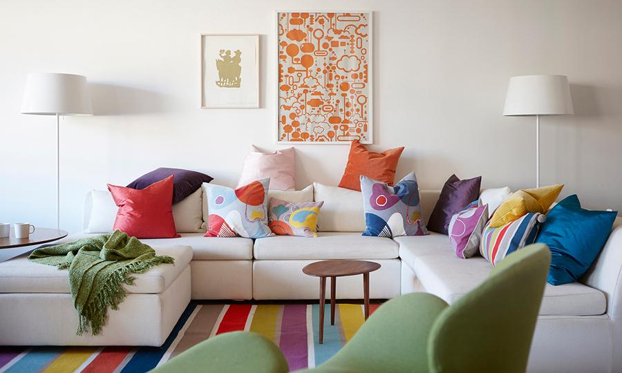 interior designer salotto