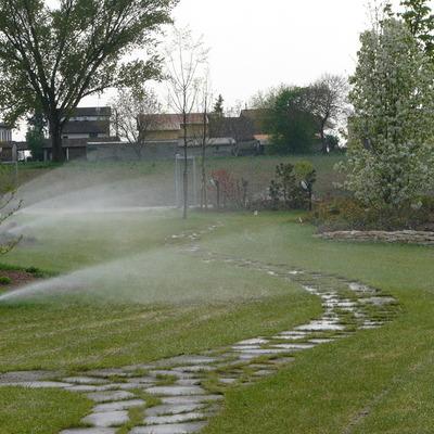 Preventivo installare impianto irrigazione online for Irrigatore rotante