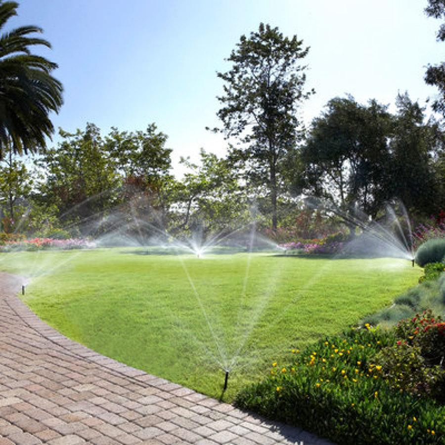 Preventivo impianto irrigazione giardino online habitissimo - Impianto d irrigazione interrato ...
