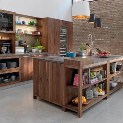 Costruire isola cucina in legno consigli e prezzi for Costruire isola cucina