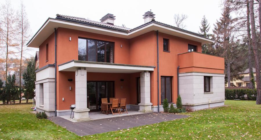 Isolamento termico tipologie vantaggi e prezzi habitissimo - Colori per esterni case foto ...