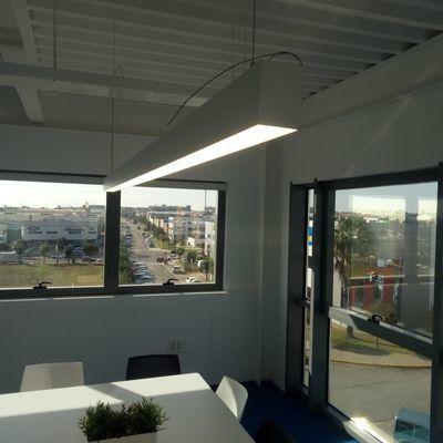 La finestra con apertura a vasistas