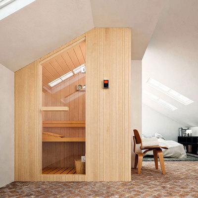 Come costruire una sauna in legno costi e consigli - Sauna casa prezzi ...