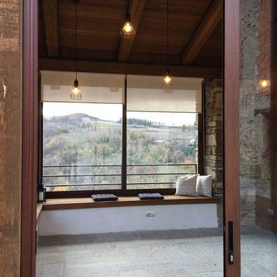 Le finestre a vasistas