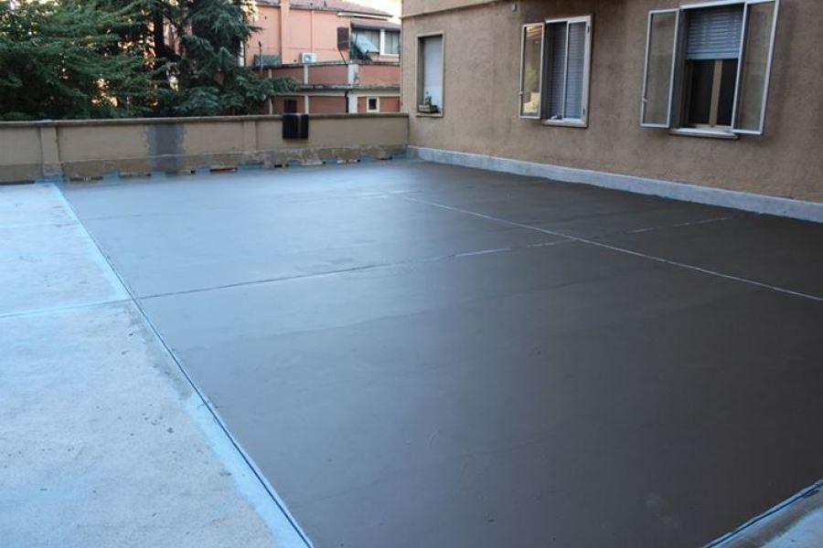 Impermeabilizzazione terrazzo habitissimo for Guaina liquida mapei