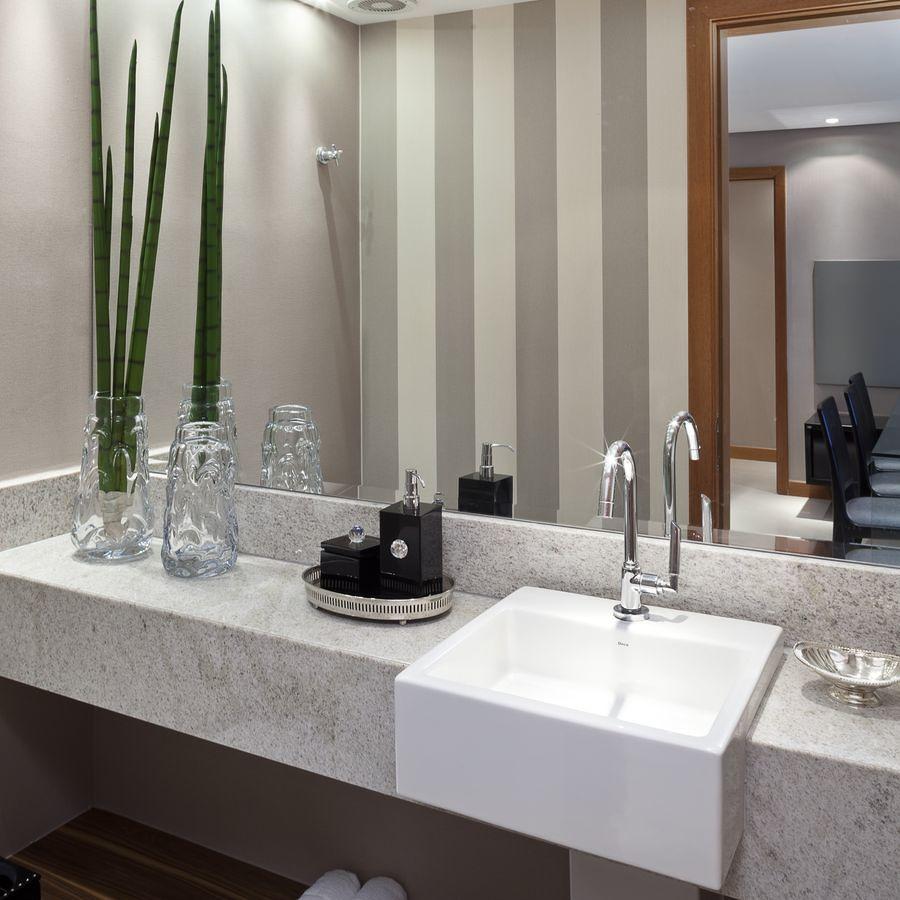 Applicazione marmo in bagno